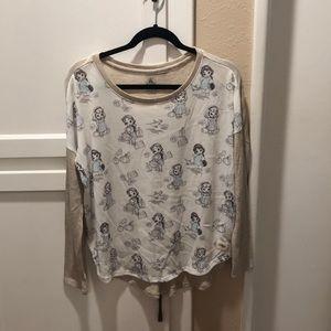 Disney Sweater Animator's Collection